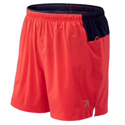New Balance : J.Crew 5 Inch Impact Hybrid Short : Men's Performance : JMS73257CRG