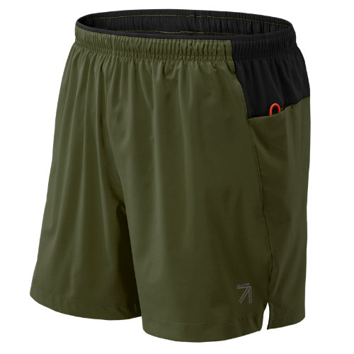 New Balance : J.Crew 5 Inch Impact Hybrid Short : Men's Performance : JMS73257MKG