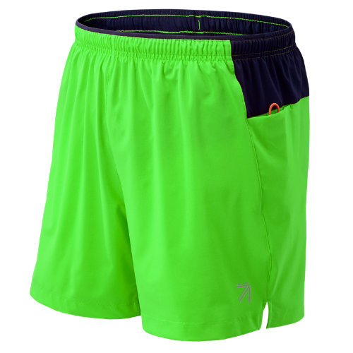 New Balance : J.Crew 5 Inch Impact Hybrid Short : Men's Performance : JMS73257VDC