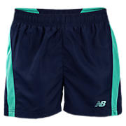 Girls NP Short, Aviator with Green