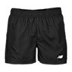 Girls NP Short, Black with Purple