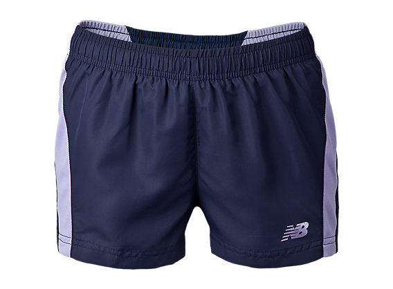Girls NP Short, Blue