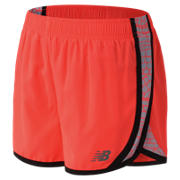 New Balance Junior Girls Accelerate Short, Dragonfly
