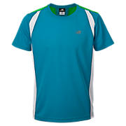 Boys Shockwave Tee, Kinetic Blue