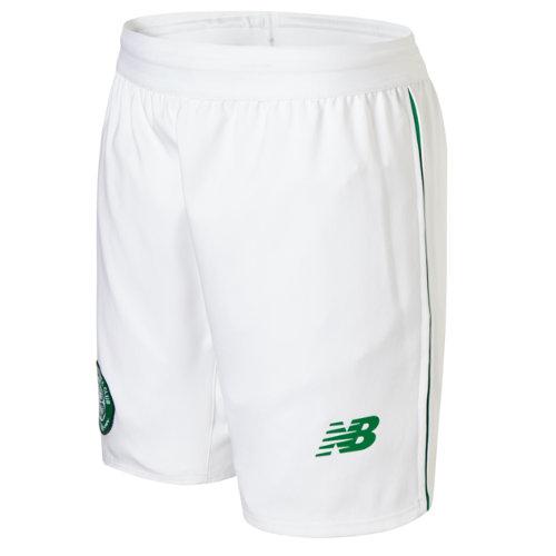 New Balance Celtic FC Home Junior Short Unisex Celtic FC - JS830064WT