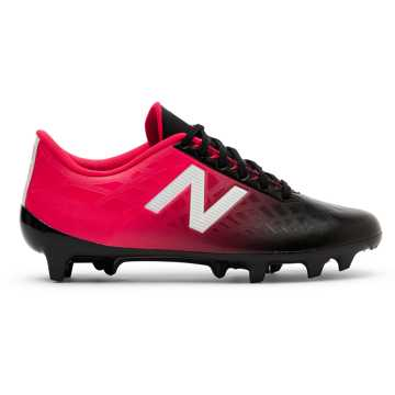 Furon 4.0 Dispatch Junior Firm Ground , Black with Red