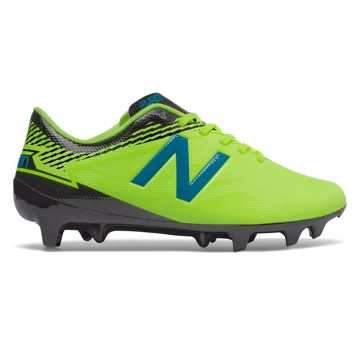 Youth Furon 3.0 Dispatch Firm Ground, Hi-Lite with Blue