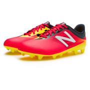 New Balance Junior Furon 2.0 Dispatch FG, Bright Cherry with Galaxy & Firefly