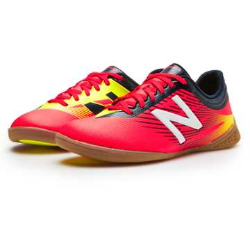 New Balance Junior Furon 2.0 Dispatch IN, Bright Cherry with Galaxy & Firefly