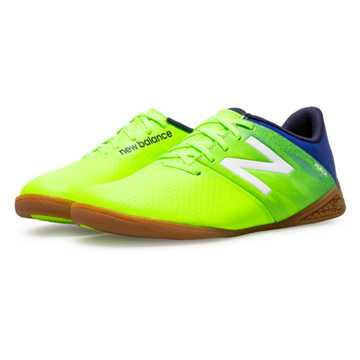 New Balance Junior Furon Dispatch IN, Toxic with Pacific & Black