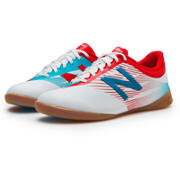 NB Junior Furon 2.0 Dispatch IN, White with Atomic & Barracuda