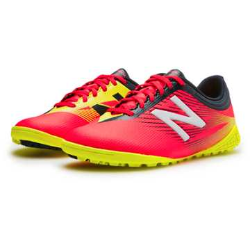 New Balance Junior Furon 2.0 Dispatch TF, Bright Cherry with Galaxy & Firefly