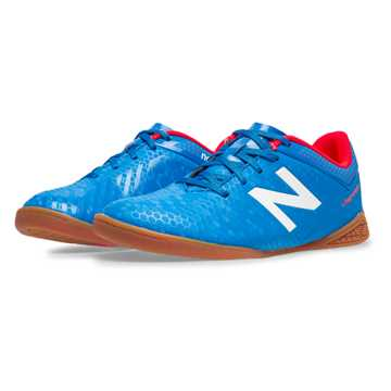 New Balance Junior Visaro Control IN, Bolt with Flame
