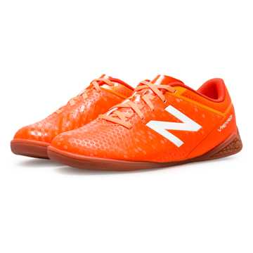 New Balance Junior Visaro Control IN, Lava with Impulse & Fireball