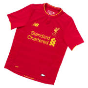 NB LFC Jr Home SS Jersey, High Risk Red