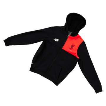 New Balance LFC Jr Elite Training Hoodie, Black