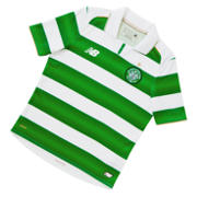 NB Celtic Jr Home SS Jersey, White
