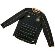 NB Celtic Jr Away LS Jersey, Black