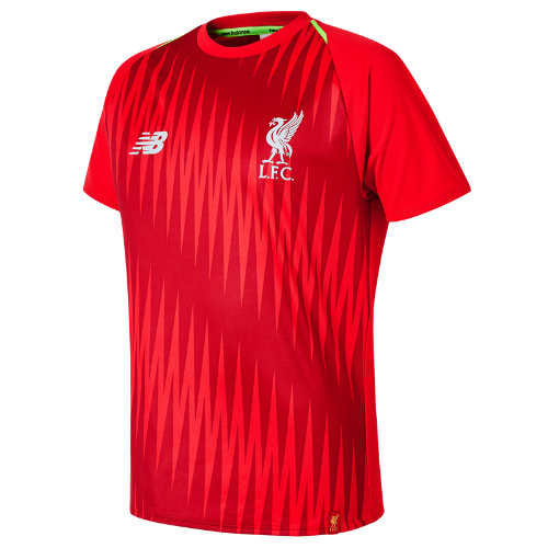 New Balance Liverpool FC Elite Training Junior Matchday Jersey Unisex Liverpool FC - JT831004RCR