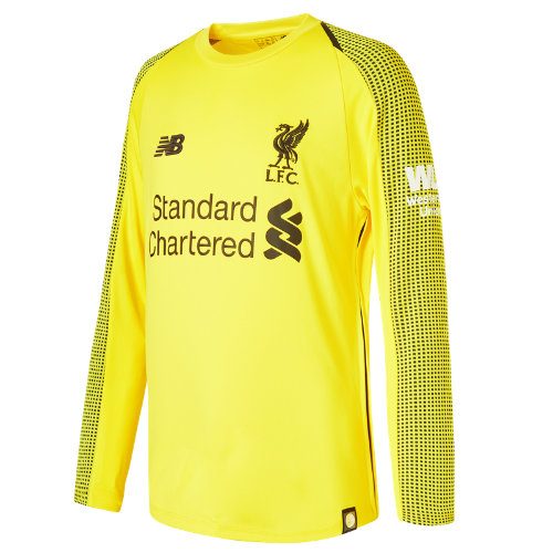 New Balance LFC Home Junior GK Long Sleeve Jersey Unisex Liverpool FC - JT839001VIP