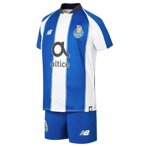 New Balance FC Porto Home Junior Kit - Set Unisex FC Porto - JY830139STW