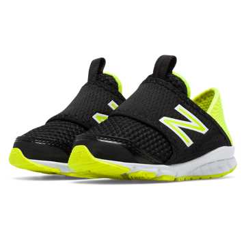 New Balance New Balance 150 Slip On, Black with Firefly