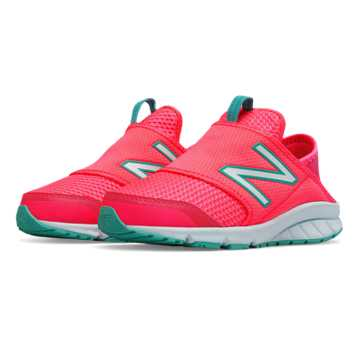 New Balance New Balance 150 Slip On, Pink with Teal