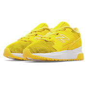 NB 1550 New Balance, Yellow