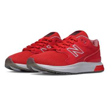 New Balance 1550 New Balance, Red with White