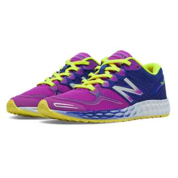 New Balance Fresh Foam Zante, Spectrum Blue with Voltage Violet