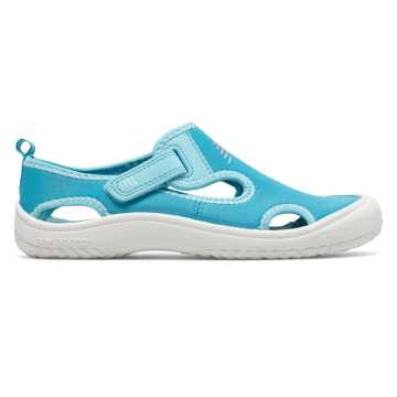 New Balance Cruiser Sandal, Blue Atoll with White