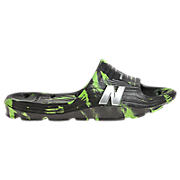 New Balance 2015, Black with Green & White