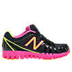 NBGruve 2750, Black with Neon Green & Neon Pink
