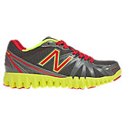NBGruve 2750, Grey with Yellow & Red
