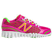 NBGruve 2750v2, Pink with Green