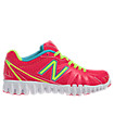 NBGruve 2750, Pink Shock with Neon Yellow