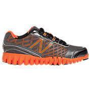 NBGruve 2750v2, Silver with Orange