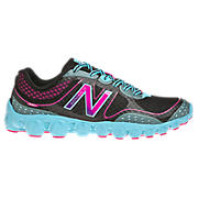 Minimus Ionix 3090v2, Black with Blue Atoll & Diva Pink