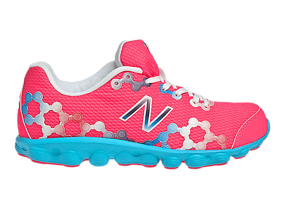 Minimus Ionix 3090, Diva Pink with Blue Atoll & White