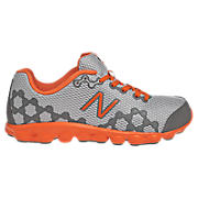 Minimus Ionix 3090, Silver with Orange & White