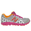 Minimus Ionix 3090, Silver with Diva Pink & Orange