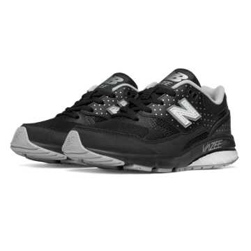 New Balance 530 Vazee, Black with White