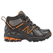 New Balance 610, Brown with Orange
