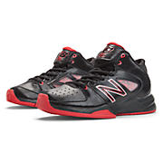 New Balance 82, Black with Red