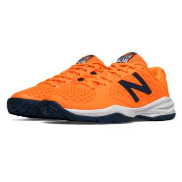 New Balance New Balance 996v2, Orange with White