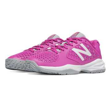 New Balance Tennis 996v2, Pink with White