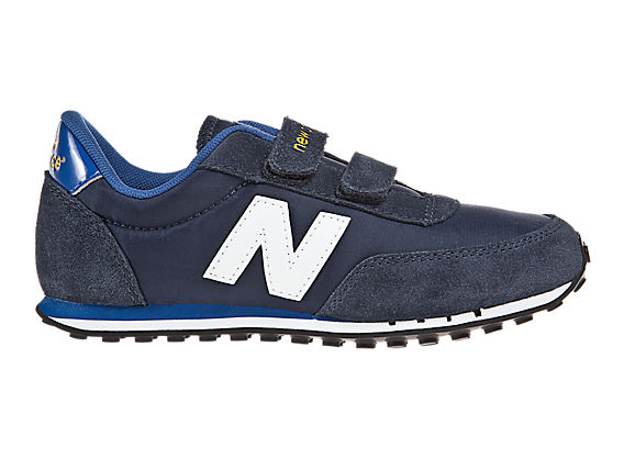 New Balance 410, Navy with Royal Blue