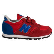 NB New Balance 420, Red with Blue & Navy