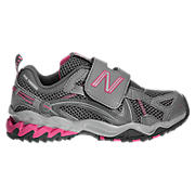 New Balance 573, Grey with Pink
