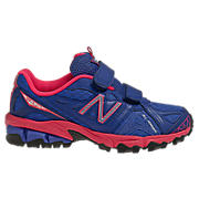 New Balance 610, Blue with Race Red